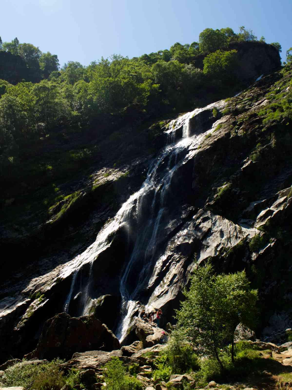 Powerscourt Waterfall 01