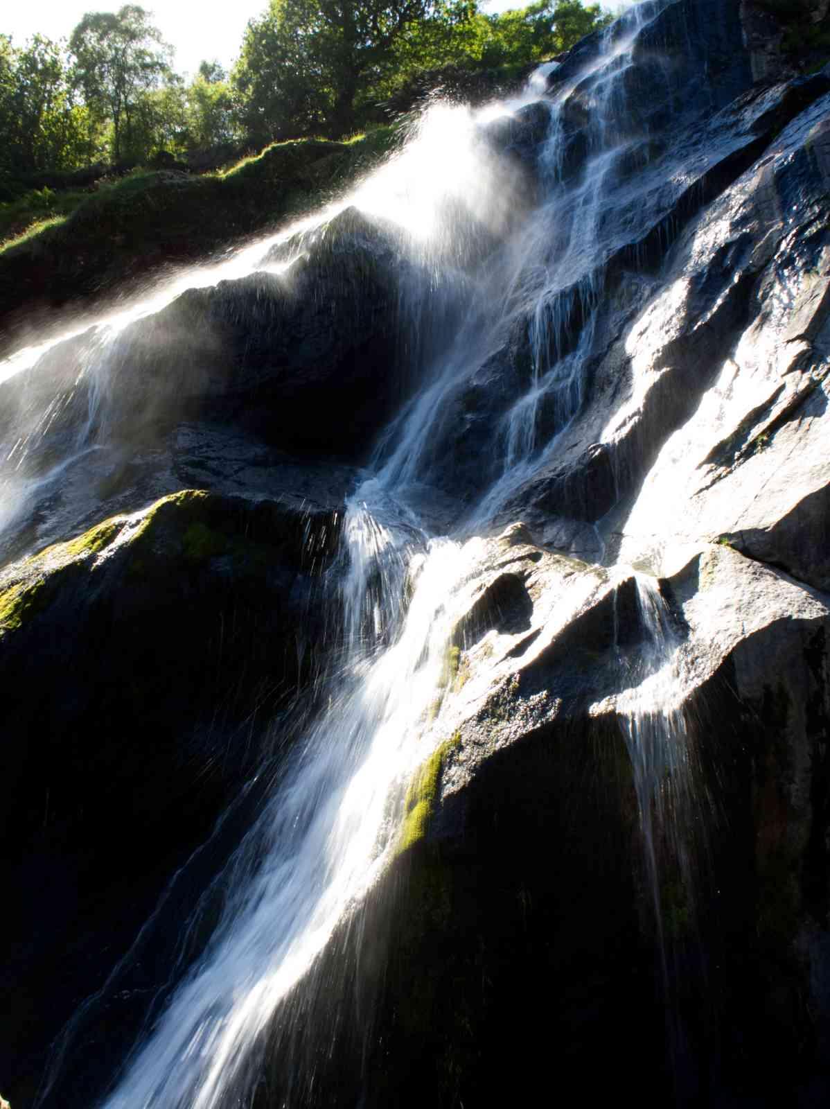 Powerscourt Waterfall 03