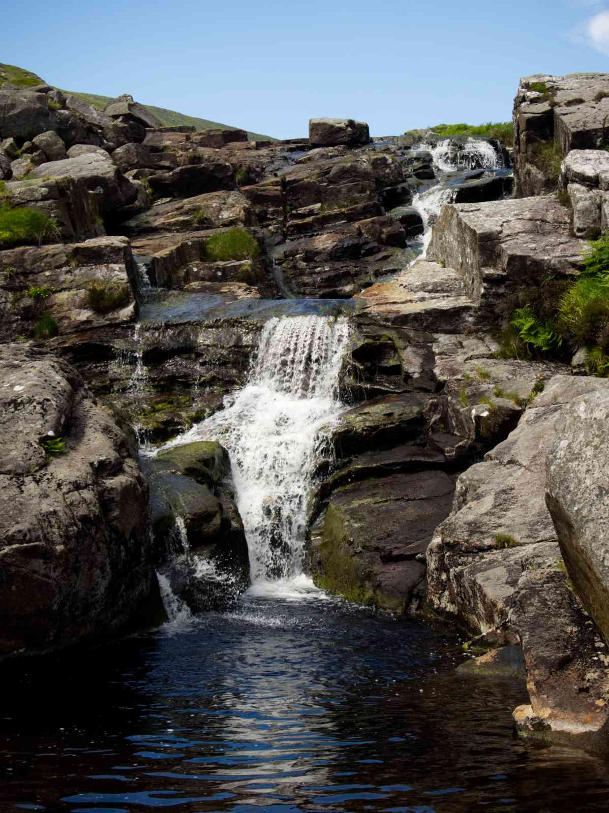 Lake Tour - Am Wasserfall entlang