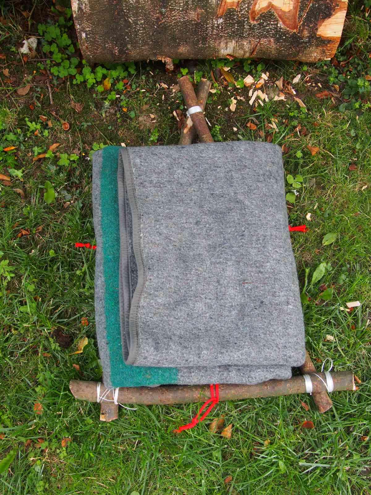 Roycroft-Frame - Gepäckbefestigung 04