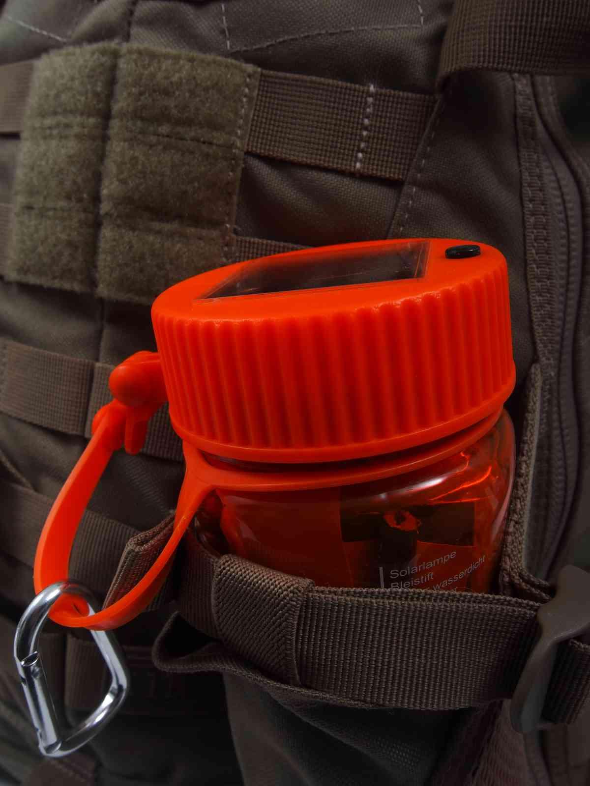 Survival Kit Extrem - Wasserflaschenersatz