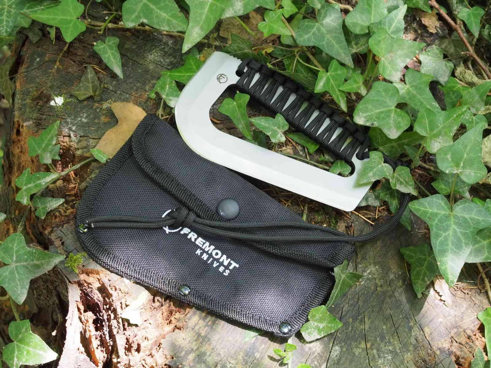 Fremont Farson Blade Survival Tool und Nylonscheide