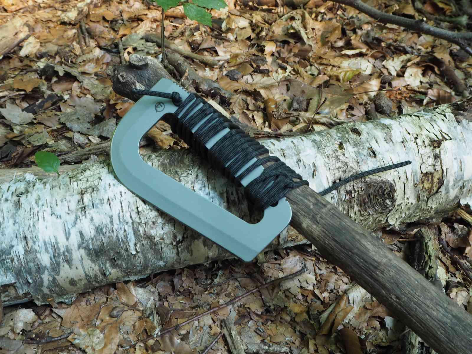 Fremont Farson Blade Survival Tool - die fertige Axt