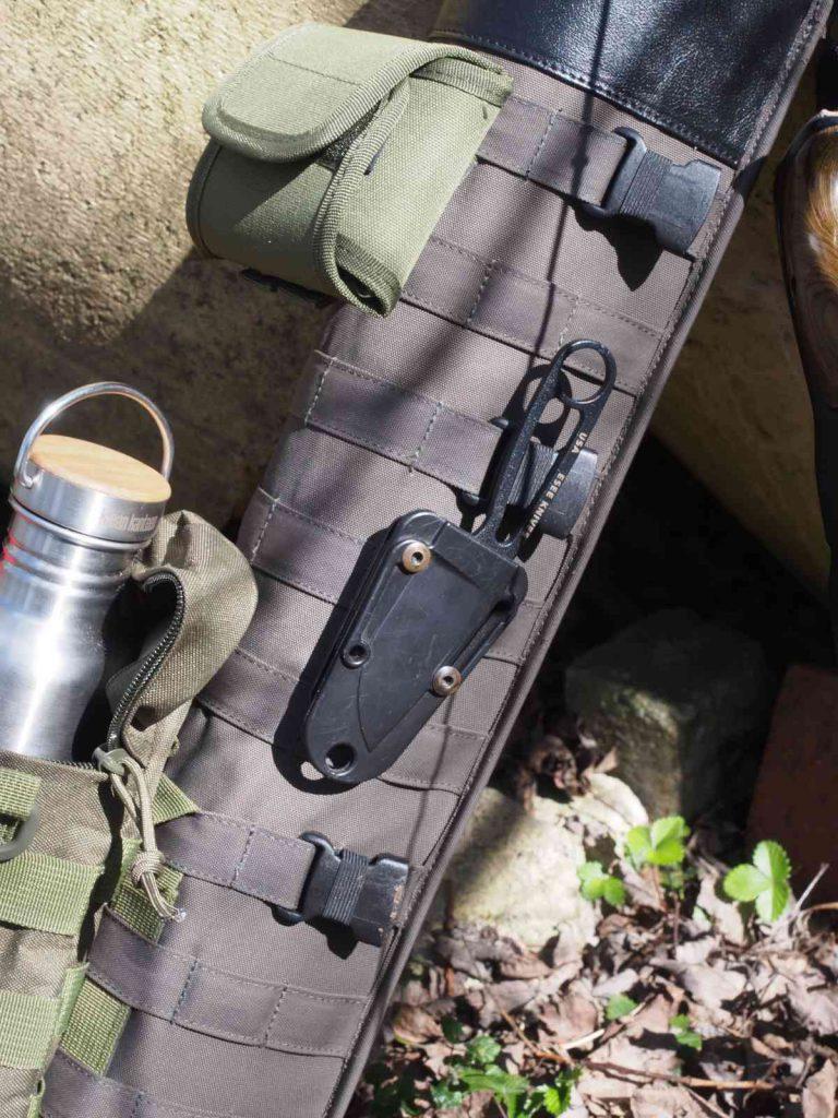 Pfeilköcher 2in1 Military - MOLLE-System