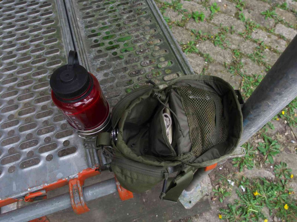 Helikon-Tex Essential Kitbag - 1L-Nalgene