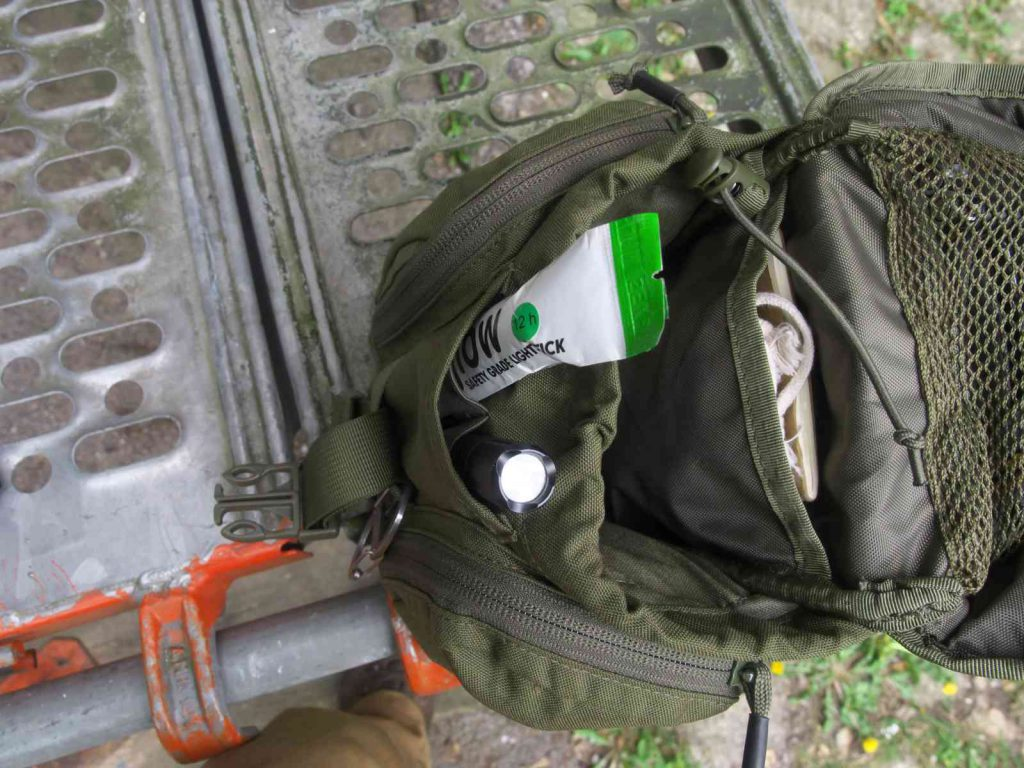 Helikon-Tex Essential Kitbag - Großes Hauptfach