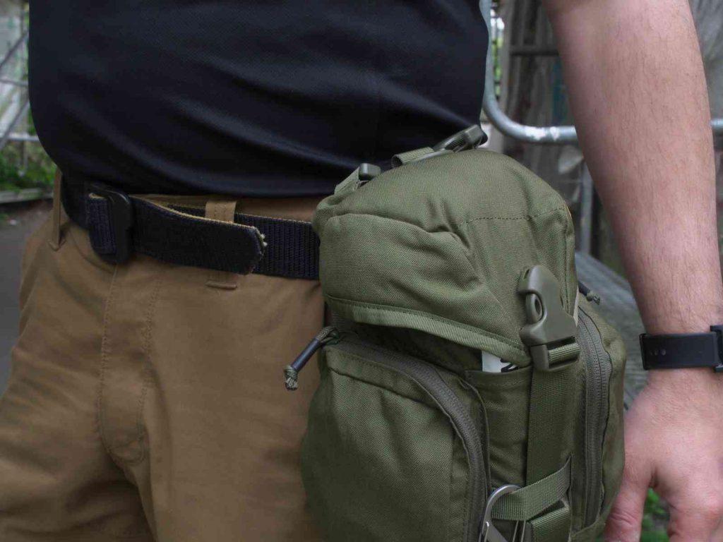 Helikon-Tex Essential Kitbag - Als Gürteltasche