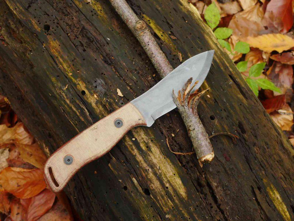 Camillus Bushcrafter - Woodworker