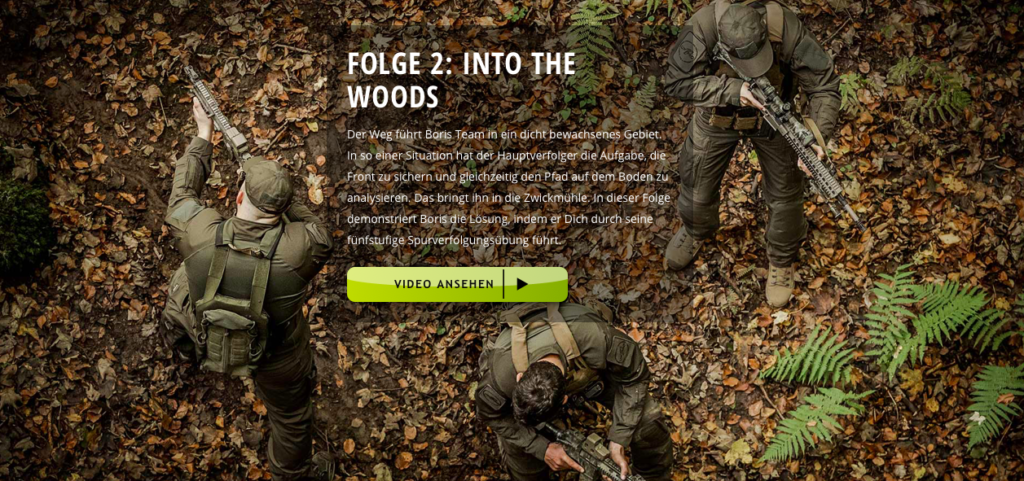 Folge 2 - Into the Woods