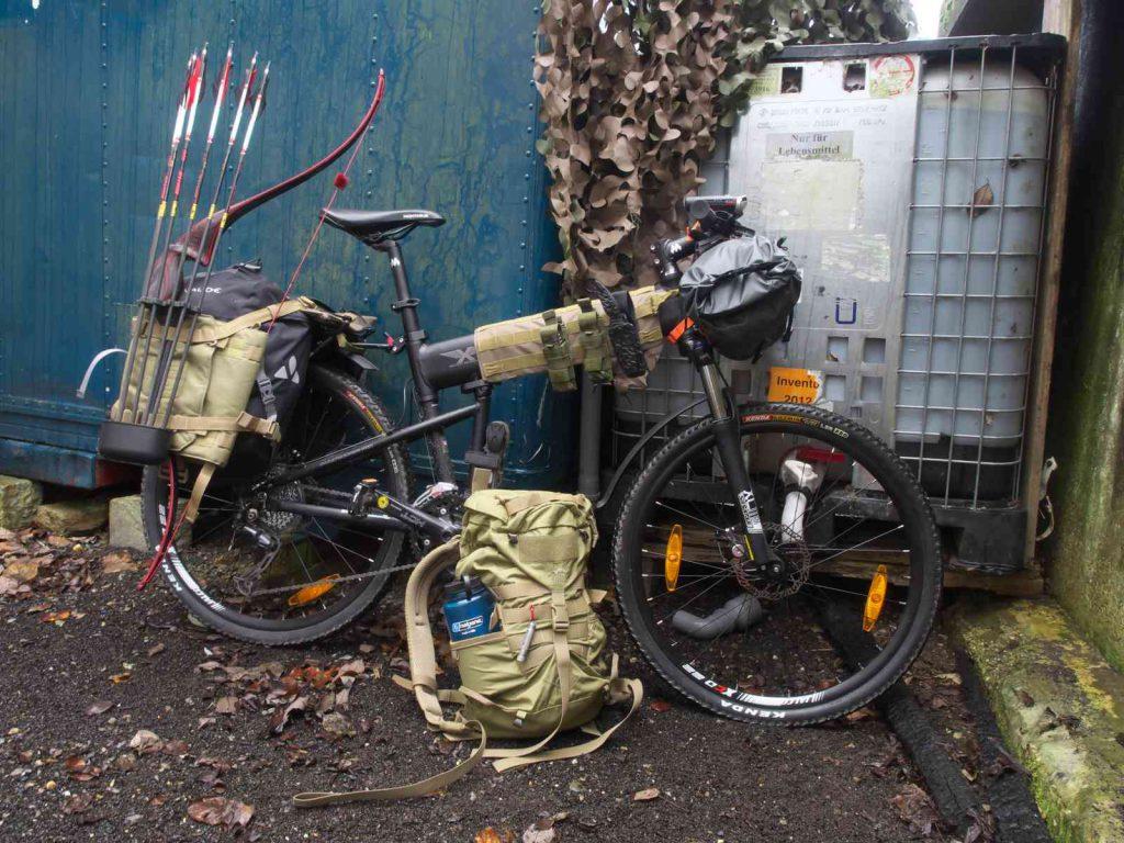 Das Prepperbike