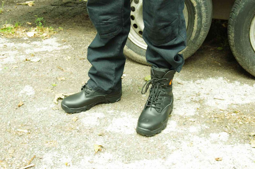 Highlander Echo Boots
