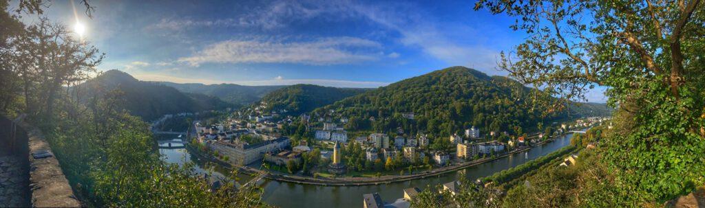 Blick vom Ernst-Vogler-Weg